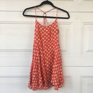 LF Millau sunflower daisy sundress